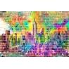 New York Város Vászonkép 029