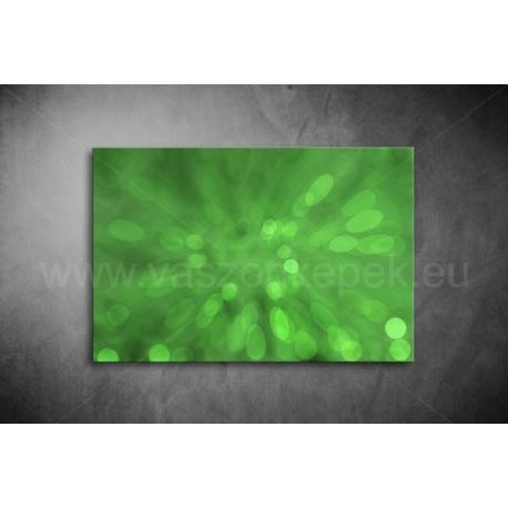 Zöld Absztrakt Vászonkép 094