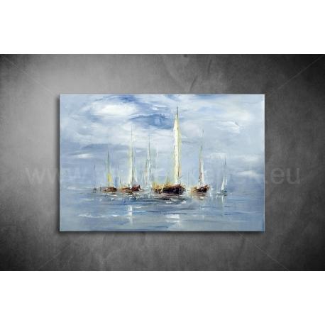 Hajók Vászonkép 008