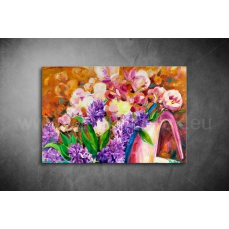 Virágok Vászonkép 025