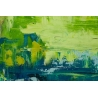 Zöld Vászonkép 067