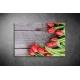 Piros Tulipánok Vászonkép 017