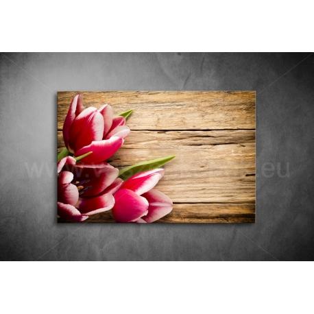 Virágos Vászonkép 026