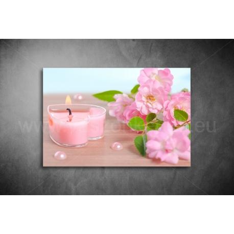 Virág Vászonkép 064