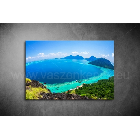 Atoll Vászonkép 090