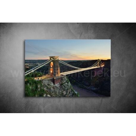 Híd Vászonkép 005