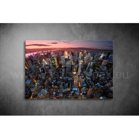 New York Városkép Vászonkép 021
