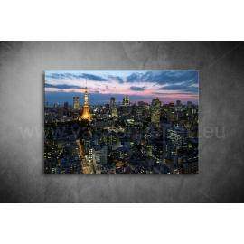 Párizs Vászonkép 027