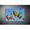 Hőlégballon Vászonkép 012