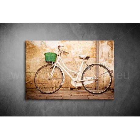 Bicikli Vászonkép 018