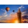 Hőlégballonok Vászonkép 023