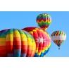 Hőlégballonok Vászonkép 025