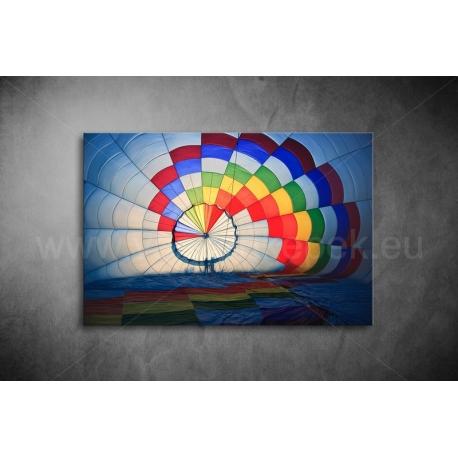Hőlégballon Vászonkép 027