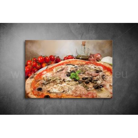 Pizza Vászonkép 021