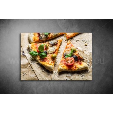 Pizza Vászonkép 022
