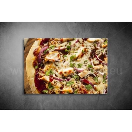 Pizza Vászonkép 023