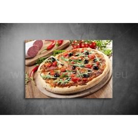 Pizza Vászonkép 024
