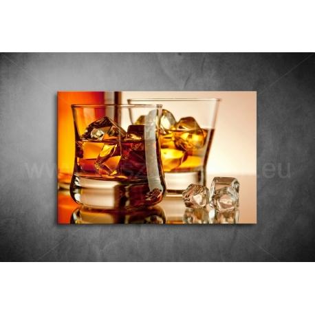Whisky Vászonkép 025