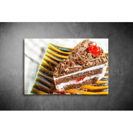 Tortaszelet Vászonkép 027