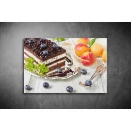 Sütemények Vászonkép 039
