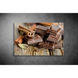 Csokoládé Vászonkép 058