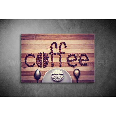 Coffee Vászonkép 061