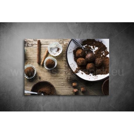 Handmade Bonbon Vászonkép 062
