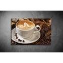 Barista Kávé Vászonkép 063