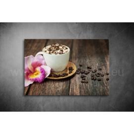 Kávé Vászonkép 065