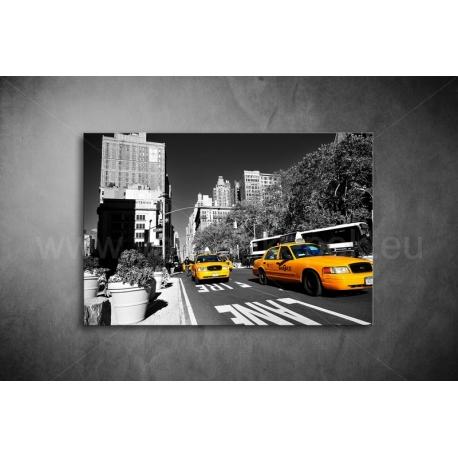 NYC Taxi Vászonkép 018