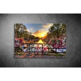 Amszterdam Vászonkép 023
