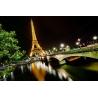 Párizs Vászonkép 029