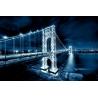 Manhattan Híd Vászonkép 030