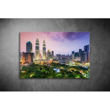 Kuala Lumpur Vászonkép 048