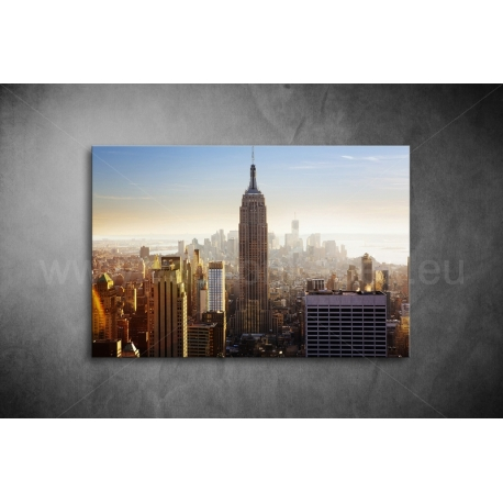 Empire State Building Vászonkép 054