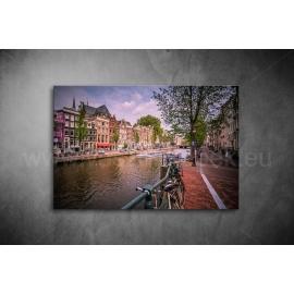 Amszterdam Vászonkép 074