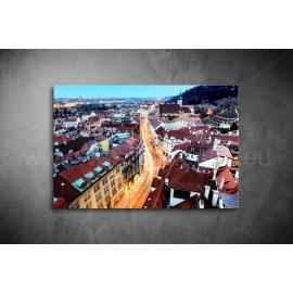 Városkép Vászonkép 075