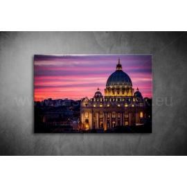 Róma, Vatikán Vászonkép 077