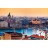 Budapest, Bazilika Vászonkép 085
