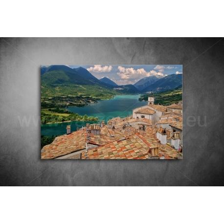 Garda-tó Vászonkép 087