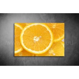 Narancs Vászonkép 005
