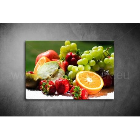Gyümölcsök Vászonkép 010