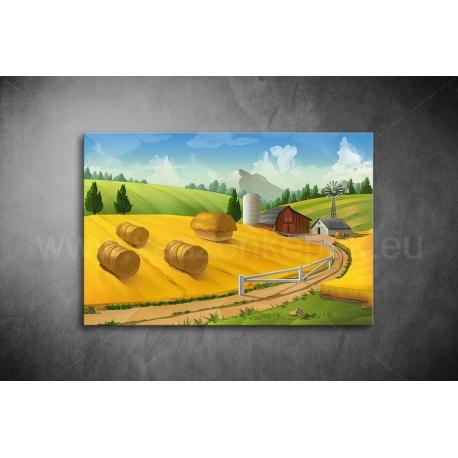 Farm Vászonkép 006
