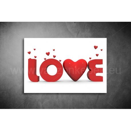 Love Vászonkép 009