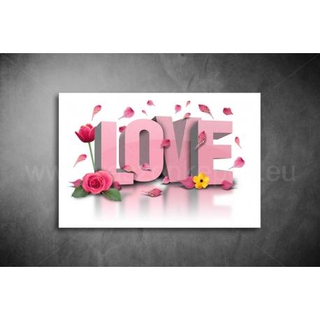 Love Vászonkép 010
