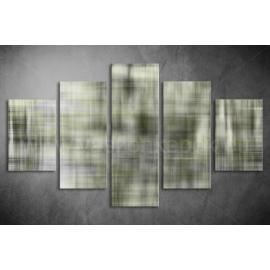 Többrészes Szürke Absztrakt vászonkép 022 - (választható formák)