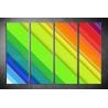 Többrészes Spektrum vászonkép 087 - (választható formák)