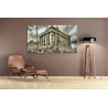 Többrészes Parthenon vászonkép 012 - (választható formák)