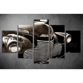 Többrészes Buick vászonkép 001 - (választható formák)