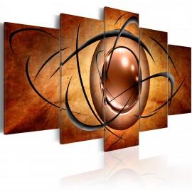 Kép Rotating globe
